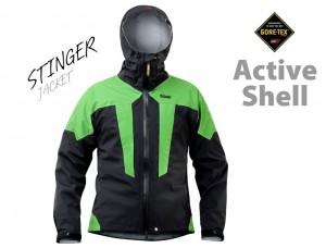 Neu ab Herbst 2011: GORE-Tex® Active Shell bei TILAK®