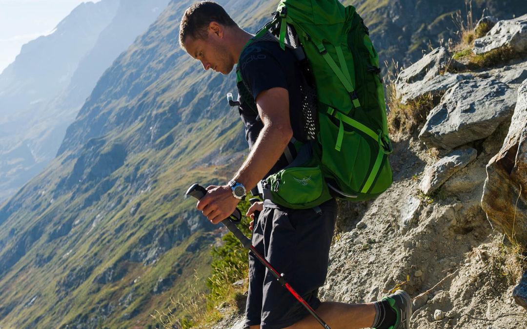 NEU bei uns: OSPREY Expeditions- und Trekkingrucksäcke
